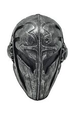 Outdoor Black Paintball Airsoft Full Face Protection Templar Mask Cosplay A562