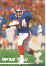 Rare 1999 Thurman Thomas Topps Stadium Club #59 Card