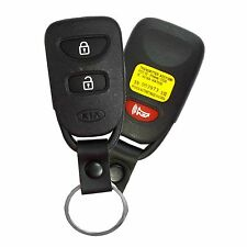 New OEM Remote Key Keyless Entry Fob Transmitter Alarm Fits Kia PINHA-T036