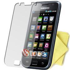 5 PELÍCULA para SAMSUNG Galaxy S SCL i9003 SL SALVA PROTECTOR DE PANTALLA LCD