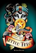 Eight Coins Tattoo Tarot 82 Card Deck By Lana Zellner