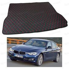 Anti Scrape Leather Car Trunk Mat Carpet Fit for BMW 3-Series 2012-2017 F30