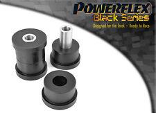 Powerflex negro de Poly Bush para Seat Altea 5P Trasero Inferior Monte primavera Interior