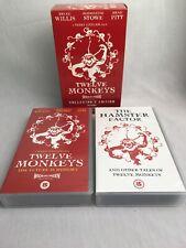 Twelve Monkeys Collectors Edition Vhs Widescreen