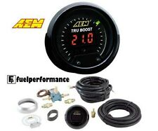 AEM Tru Boost Gauge Tipo electrónico de la controladora # 30-4350