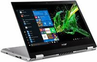 Acer Spin 3 Convertible Laptop Full HD IPS Touch 8th Gen Intel Core i7-8565U