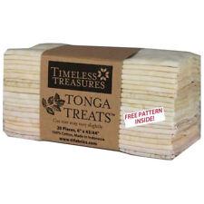 """Timeless Treasures Tonga Batik Whisper  20 X 6"""" Strips"""