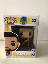 Stephen Curry Golden State Warriors  (43) Funko NBA POP Vinyl NIB
