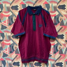 POLO PAUL AND SHARK YATCHING CLUB VINTAGE 80'S STYLE TAGLIA XL CASUAL RETRO ITA