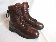 Vasque Skywalk GTX Brown Leather Hunting Work Boot  Ultra Insulation Men's US 13