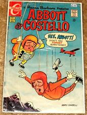 CHARLTON COMICS #5 ABBOTT & COSTELLO GD-VG READER FREE BAGGED & BOARDED