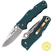 COLD STEEL escamotable couteau golden eye, acier 4116, Tri-AD LOCK Couteau de poche