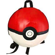 Pokemon Pokeball 3D Large Backpack 16'' Brand New Official Merchandise