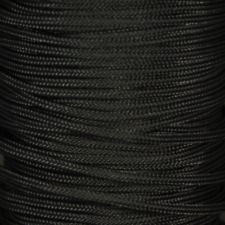 1,2,5,10 Silver /& Black Speckled D Loop BCY # 24 Rope Archery Release Bowstring