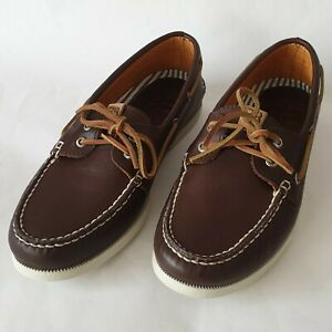 Sperry Deck Shoes - 85th Anniversary - Brown Size 9 UK 43 EU 10 US