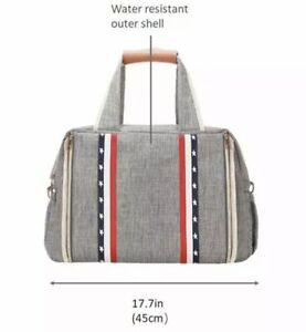 Baby Diaper Bags Large Stylish Tote Convertible Travels Baby Bag For Boys Girls