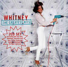 WHITNEY HOUSTON THE GREATEST HITS 2 CD NEW