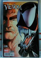 🔥 VENOM #6 TODD MCFARLANE MEXICO VARIANT MARVEL COMICS SPIDER-MAN NM- RARE!!!
