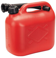 Draper 5L Plastic Fuel Can - RED PFC-RED/A 82692