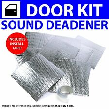 Heat & Sound Deadener Ford Mustang 1971 - 1973 2 Door Kit + Seam Tape 3570Cm2