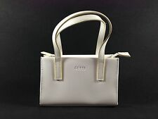 Guess Purse White Handbag Vintage Bag Small Double Strap Sophisticated