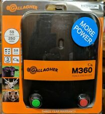Gallagher M360 G323504 36 Joule 110v Electric Fence Energizer New