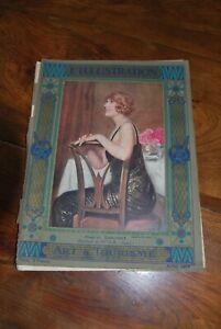 L'illustration journal universel n° 4236 - salon de 1924 ART ET TOURISME COMPLET