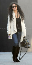 URBAN Outfitters Bycorpus Popcorn Vanessa Blogger Maglione Cardigan S HUDGENS