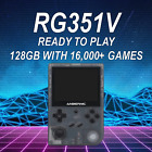Best Handheld Consoles - RG351V Handheld Console (Black) 128GB Ready to Play Review