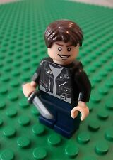 Lego Indiana Jones son MUTT WILLIAMS Biker Leather Jacket Minifig Minifigure