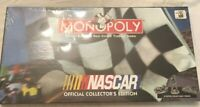 NASCAR MONOPOLY BOARD GAME ~ OFFICIAL COLLECTOR'S EDITION ~ 1997 *FACTORY SEALED