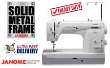 Janome 1600P-Qc Professional Industrial Grade Heavy Duty Sewing Machine | New