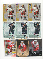 41 count lot mixed Niklas Kronwall CARDS w/ 6 rookie cards Detroit Red Wings DEF