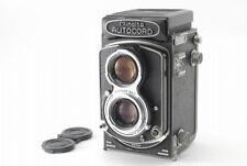 【AS-IS】 Minolta Autocord TLR Film Camera w/ Rokkor 75mm f3.5 from JAPAN #798