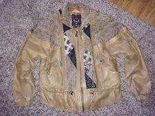 Vintage Winlit Womens Full Zip Genuine Leather Jacket *M*