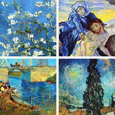 'Composizione in blu quadro - Stampa d''arte su tela telaio in legno'