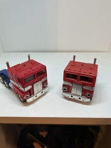 Transformers G1 And G2 Optimus Prime Cabs Only  Hasbro