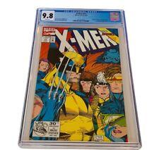 X-Men #11 Comic Book CGC Graded 9.8 Wolverine Cover 1992 RARE 30th Spider-Man