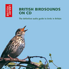 British Bird Sounds on CD: The Definitive Audio Guide to Birds in Britain, Ron K