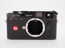 Leica M4-P Body - 35mm Rangefinder M Series Camera