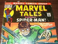 The Amazing Spider-Man #53 Reprint in Marvel Tales #38 from Oct. 1972 in Good+