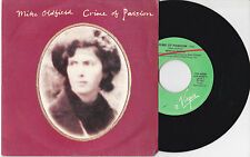 MIKE OLDFIELD - CRIME OF PASSION - JUNGLE GARDENIA - EX+/VG