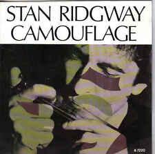 Stan Ridgway-Camouflage Vinyl single