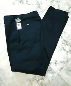 Under Armour Golf Pants Men Team Loose Fit 34 X 32 Black