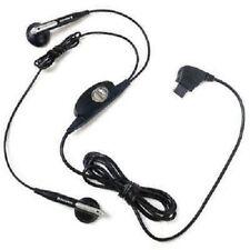 Genuino Negro Samsung manos libres auricular para D900 D900i E250 E900 J600 U600 Z400