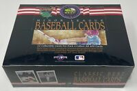 1992 CLASSIC BEST Minor League Factory Sealed Unopened BASEBALL Card BOX Griffey