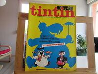 JOURNAL DE TINTIN NOUVEAU N°137 BE/TBE COUVERTURE CUBITUS