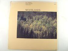 eric tingstad / nancy rumbel / david lanz lp woodlands  record nr mint