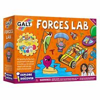 Galt Toys  Forces Lab Subject Activities for Kids - FAST & FREE DELIVERY