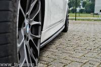 CUP Seitenschweller Schweller Sideskirts ABS für BMW F30 F31 3er von Ingo Noak